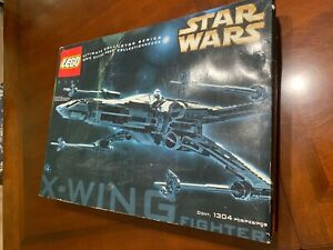 LEGO Star Wars 7191 X-Wing Fighter UCS Brand-New/Factory Sealed.