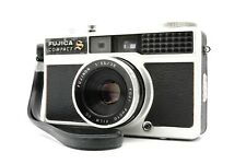 <Near Mint> Fujica Compact S Rangefinder 35mm Film camera from Japan #2783