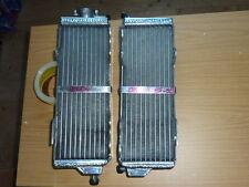 Radiateurs Honda 500 CR 85-88 radiateur droit et gauche radiator Radiators 500CR