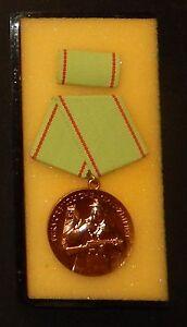 DDR Medaille für vorbildliche Grenzdienst