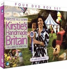Kirstie's Handmade Britain (DVD, 2013, 4-Disc Set) Kirsty Allsopp tv series