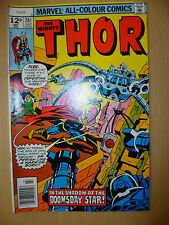 THE MIGHTY THOR Marvel Comics, JULY, 1977 Issue, Vol.1, No.261