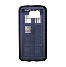 Tardis Police Call Box For Samsung Galaxy S6 i9700 Case Cover