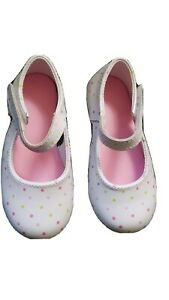 Toddler Girl Leather Shoes Size 7