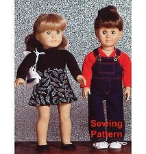 """Kwik Sew K2921 Pattern 18"""" Dolls Clothes BN"""