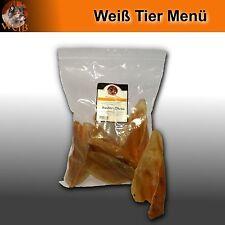 Weiß Premium Rinder Ohren 10 Sück im Beutel - Premium Snack