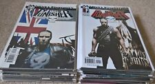 Marvel Knights Punisher 1-37 Garth Ennis Steve Dillon complete set