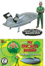 Pegasus Hobbies 1/18 My Favorite Martian: Uncle Martin and Spaceship