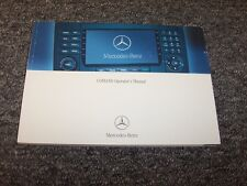 2008 Mercedes Benz ML350 ML320 M-Class Comand Navigation System Owner Manual
