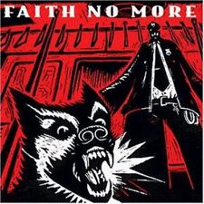 Faith No More King for a Day CD European Slash 1995 14 Track (8285602)