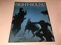 Sight And Sound Vintage Cinema Movie Magazine Spring 1970 Janet Leigh 60's Film