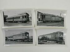 Jamestown, Westfield and Northwestern, JW&NW RR, trolley photos, 616 or 626 size