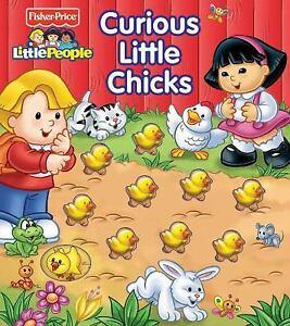Fisher Price Little People Curious Little Chicks Board Books Matt