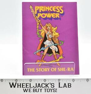 Veils of Mystery Fantastic Fashions She-Ra He-Man on Card Mattel 1986