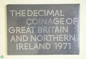 1971 DECIMAL COINAGE OF GREAT BRITAIN AND NORTHERN IRELAND IN ORIGINAL PACKAGING