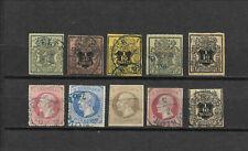 Hannover - Lot gestempelte Briefmarken