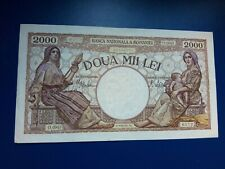 More details for romania - 2000 lei 1941 - large xf +++ banknotes