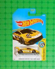 2017 Hot Wheels Speed Graphics #107 - Lamborghini Huracan LP 620-2