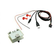 RECUPERACIÓN USB AUX di serie Fiat 500L 500X Ducato radio de coche o navegantes