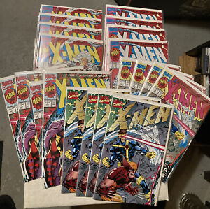 X-Men (2nd series) #1 Rubicon Marvel Warehouse Find Lot 20 Variant Covers VF-NM