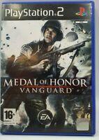 Medal of Honor: Vanguard (Playstation 2   Ps2 ) PEGI 16+