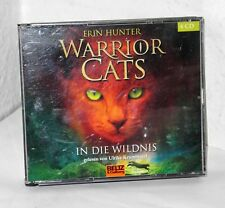 Erin Hunter - Warrior Cats - In der Wildnis - 4 CDs