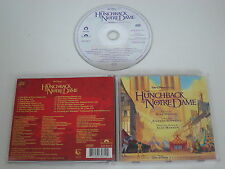 THE HUNCHBACK OF NOTRE DAME/SOUNDTRACK/ALAN MENKEN/STEPHEN SCHARTZ(WD533 231-2)