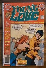DC Comics The New Young Love #123 1977