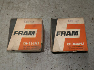 VOLVO P1900 OIL FILTER, 2 off , also BEARDMORE, COMMER.SCAMMELL, KARRIER, HUMBER