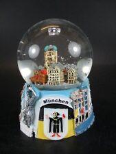 Palla di neve Monaco Rathaus Marienplatz Germania,Snowglobe Negozio di Souvenir