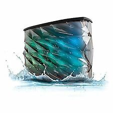 iHome IBT84 Portable Splashproof Color Changing Rechargeable Bluetooth Speaker