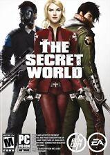 The Secret World (PC GAMES) 2012 Myths, Legends & Conspiracies