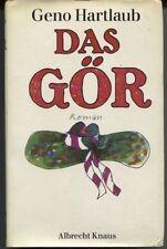 Geno Hartlaub - Das Gör