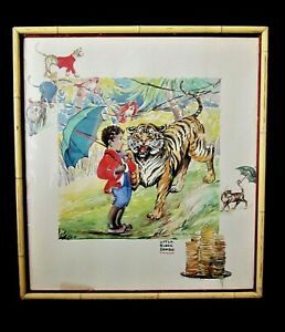 Florence White Williams Original Water Color Illustration from Children's Book