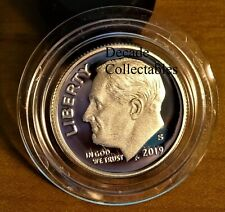 2019 S Silver 10C Proof Roosevelt Dime Deep Cameo *Presale* Early Strike