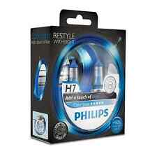 Lampada alogena Philips H7 Color Vision Blue 12972 CVPBS2