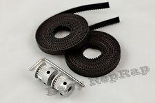 GT2 Belt and Pulley set for 3D Printers. Prusa Mendel, Reprap. US Seller