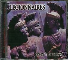 The Legionnaires Life In The Legion CD NEW SEALED Punk