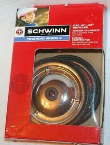 "Schwinn Training Wheels SW590 - Fits 16""-20"" Bicycles"