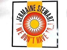 We Don't Have To...12in (Jermaine Stewart - 1985) TEN 96-12 (ID:15329)
