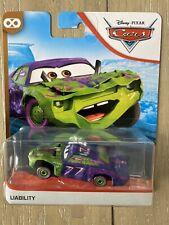 Disney Pixar Cars 2019 LIABILITYdiecast metal car.
