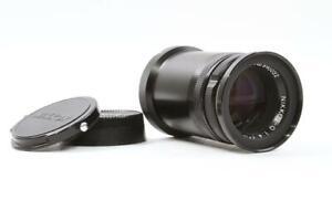 Nippon Kogaku Nikon NIKKOR-Q 135mm f/4 Bellows Long Mount Lens - RARE But Read!