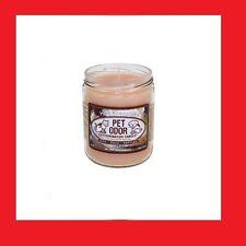 "Pet Odor Exterminator Candle: "" Hot Chocolate"""