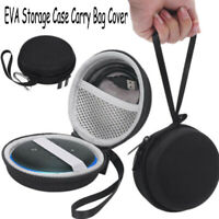 EVA Storage Bag Carry Case Cover Pouch for Amazon Echo Dot 3rd Gen Smart Speaker