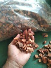 Coco husk chips/Coco shell chips/Burnt rice husk fast growing media 400g bulk