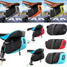 Reflective Bike Saddle Bag Cycling Pouch MTB Bicycle Tail Rear Seat Pannier Bag