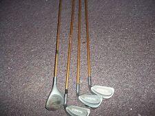vintage Tour Model 2 secret weapon graphite golf clubs 4 in set #6#7#9 #3