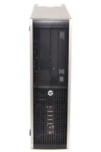 Ordinateur PC HP 6200 Pro SFF Intel G840@2,80GHz/4GB/250Go/Win10 Pro - Grade A-
