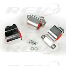 92-95 CIVIC EG 94-01 INTEGRA DC2 D15 D16 B16 B18 B&D SERIES BILLET MOTOR MOUNT