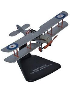 Bristol F2B Flight 2 Squadron Diecast Model Airplane